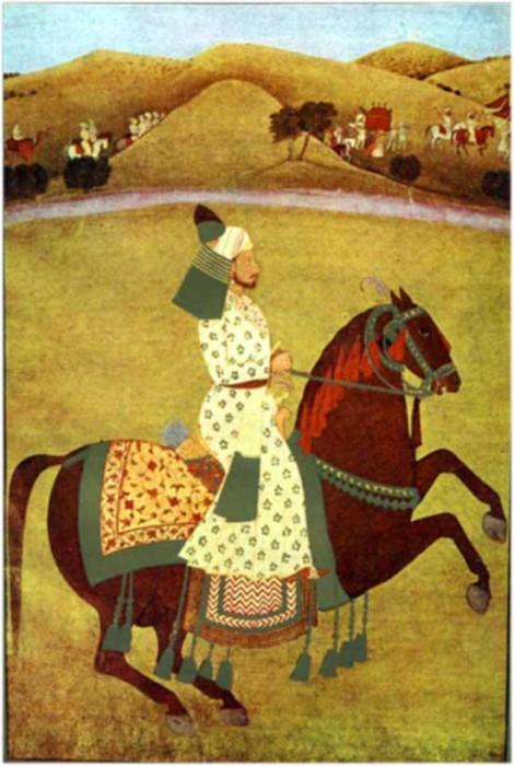 raja horse