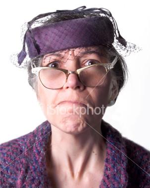 Do You Treat God Like Old Aunt Myrtle?