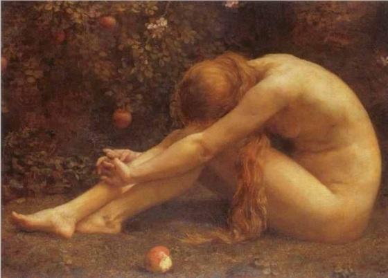 Eve - Anna Lea Merritt