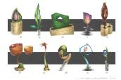 scify plants